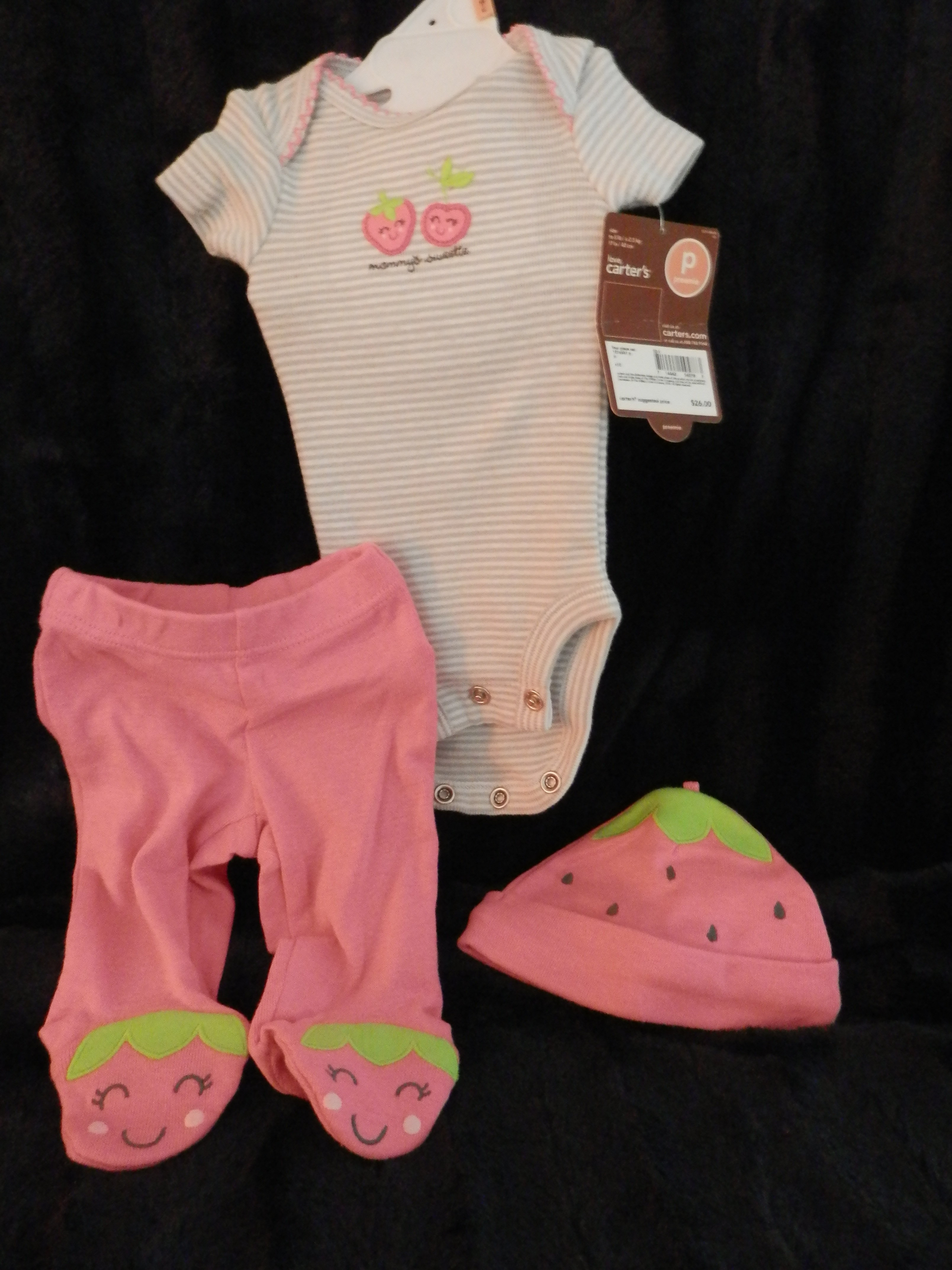 1e30ff518 NEW Preemie Girl and Boy Clothing For Sale - For Sale/Wanted ...