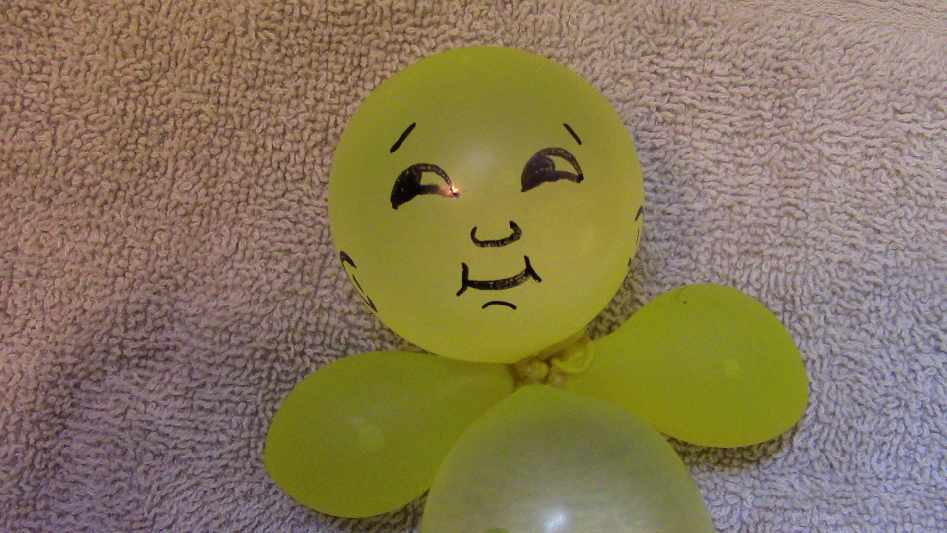 How To Make A Water Balloon Baby Tutorial Off Topic
